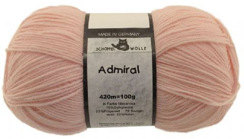 ADMIRAL pale rose 7810